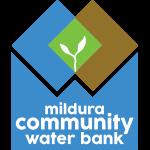 Mildura Community Water Bank Logo